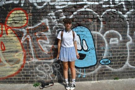 maya by ellie (but on maya's camera lol)